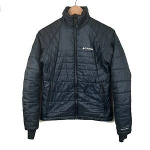 Columbia Lightweight Omni Heat Puffer Jacket XS